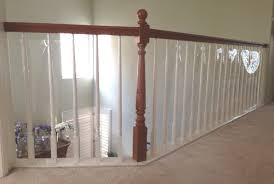 Staircase Banister Balcony And Banisters Photo Gallery Baby Safe Homes