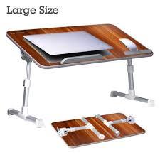 Portable Standing Laptop Desk Portable Standing Desk Avantree Large Size Adjustable Laptop Table