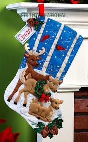 11 best stockings images on pinterest christmas stocking kits