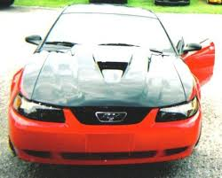 Mustang Red And Black Price Gt 2000 Ford Mustang Specs Photos Modification Info At