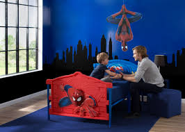 marvel spider man 3d twin bed walmart com