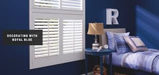 Decorating A Blue And White Bedroom Decorating With Royal Blue U2013 Fresh Ideas By Aero Drapery U0026 Blind
