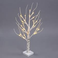 indoor decorative trees for the home amazon com lightshare 6 feet lighted birch tree 72 led lights
