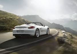 widebody porsche boxster porsche boxster spyder revealed
