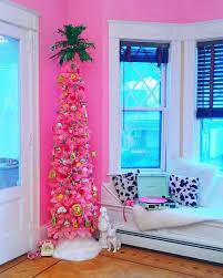 pink lemonade pencil christmas trees treetopia