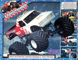 monster truck racing association monster truck photo album