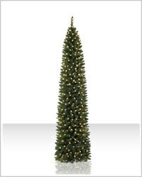 9 ft pre lit ticonderoga pencil tree tree market