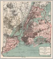 A Map Of New York City by Happy Birthday New York City Viewing Nyc