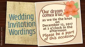 informal wedding invitation wording informal wedding invitation wordings for an affectionate touch