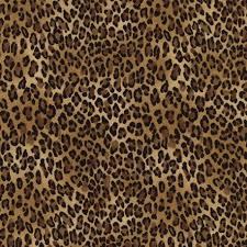 leopard fabric brown black small leopard print fabric timeless treasures kawaii