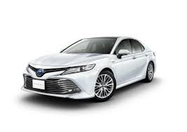 toyota motors japan 2018 toyota camry debuts in japan hybrid only auto news