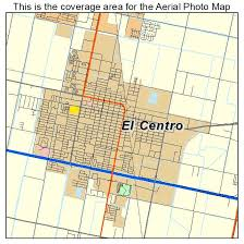 california map el centro aerial photography map of el centro ca california