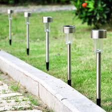 Garden Led Solar Lights by 70 Off Irunzo Garden Decor Solar Lights Outdoor Decorations In
