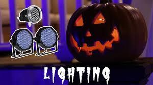 Walmart Halloween Lights by Halloween Lighting Bundles Youtube