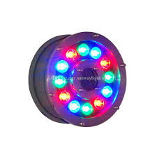 led fountain lights underwater best ip 68 lighting underwater led fountain lights 6w 9w 12w 18w