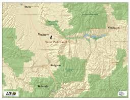 Montrose Colorado Map by 631 Acres In Montrose County Colorado