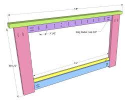 Dimensions Of A Baby Crib Mattress by Diy Farmhouse Crib Shanty 2 Chic
