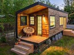 Tiny Houses Hgtv Small Home Design Organization Ideas Hgtv Tiny House Big Living