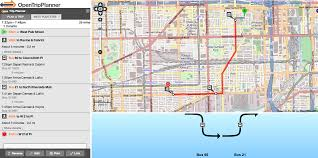 Map Route Planner by Github Dssg Cta Otp Opentripplanner Tool And Transit Mobility