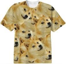 Shiba Meme - shiba inu doge print funny meme dog t shirt retailite