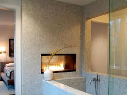 bathroom in bedroom ideas modern gas fireplaces hgtv
