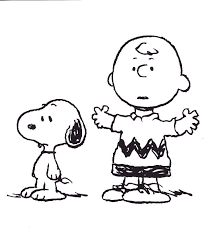 charlie story snoopy coloring pages place color