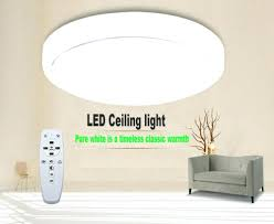 large flat ceiling lights led ceiling light with remote controlled flat lights and changing