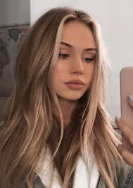 light brown hair piece i n s t a g r a m emilymohsie new future hair styles pinterest