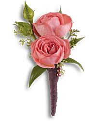 Orchid Boutonniere Sunset Orchid Boutonniere Teleflora