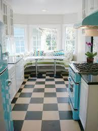 retro kitchen tile backsplash inspirations and retrokitchen
