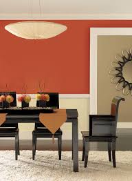 orange dining room ideas radiant orange dining room paint