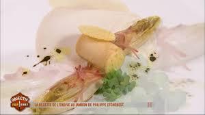livre cuisine philippe etchebest réaliser un plat d endives au jambon est toujours très délicat en
