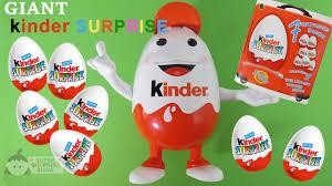 egg kinder eggs unboxing kinder egg with 7 kinder
