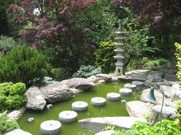 japanese garden backyard home design popular contemporary at