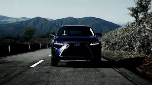 lexus rx 2018 model the new 2018 lexus rx safety drive youtube