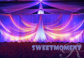 wedding backdrop to buy aliexpress buy 3x6m luxury wedding backdrop for wedding