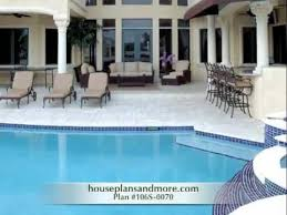 House Plans With Swimming Pools Luxury Swimming Pools Video 1 House Plans And More Youtube