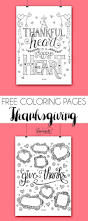 thanksgiving coloring pages toddlers free printable