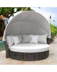 Outdoor Daybed With Canopy Tis The Season For Savings On Panama Jack Graphite Outdoor Canopy