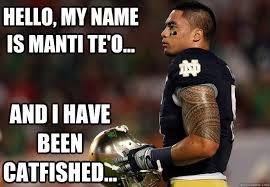 Manti Te O Memes - manti catfish memes quickmeme