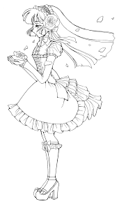 coloring pages on deviantart this lovely line are is