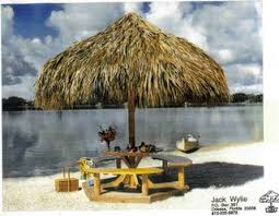Tiki Hut Material Tiki Hut Construction Commercial And Residential All Sizes Re