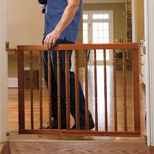 Child Safety Gates For Stairs With Banisters Safety Gates For Stairs Wooden Retractable Safety Gates For