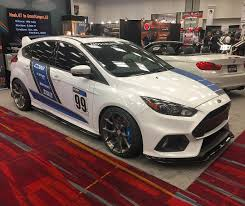 ford focus rs w hre wheels ford pinterest performance