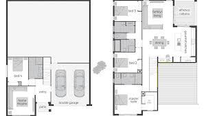 split level floor plans 1970 house plan cozy split level house plan 2298sl narrow lot 1st floor