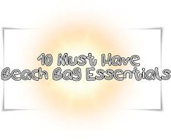10 Must Bag Essentials What by The Muse S 10 Must Bag Essentials Musings Of A Muse