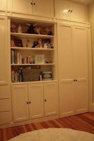 wall unit for a couple who downsized and needed additional storage