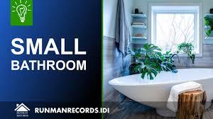 small and tiny bathroom design ideas youtube