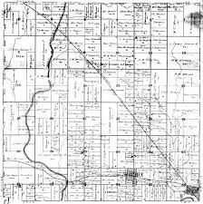Property Lines Map Hixon Township History U0026 Genealogy