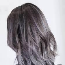 grey streaks in hair 21 ombre grey hair looks cherrycherrybeauty